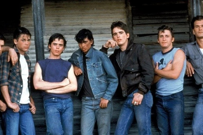 The Outsiders - movie cast