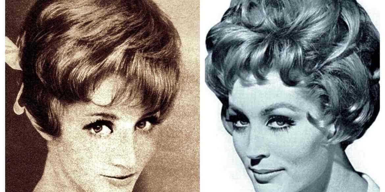 The Artichoke Hairstyle Of 1961 Click Americana