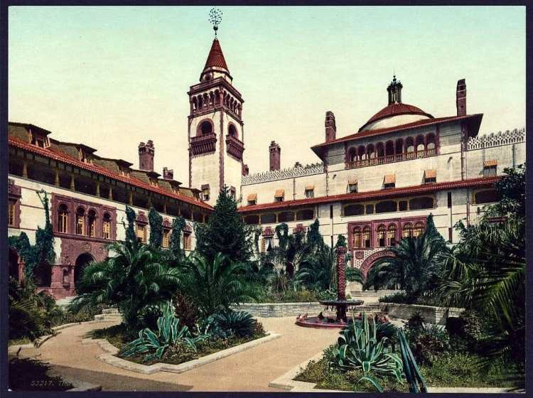 Ponce de Leon at St. Augustine - Florida's historic hotels and resorts
