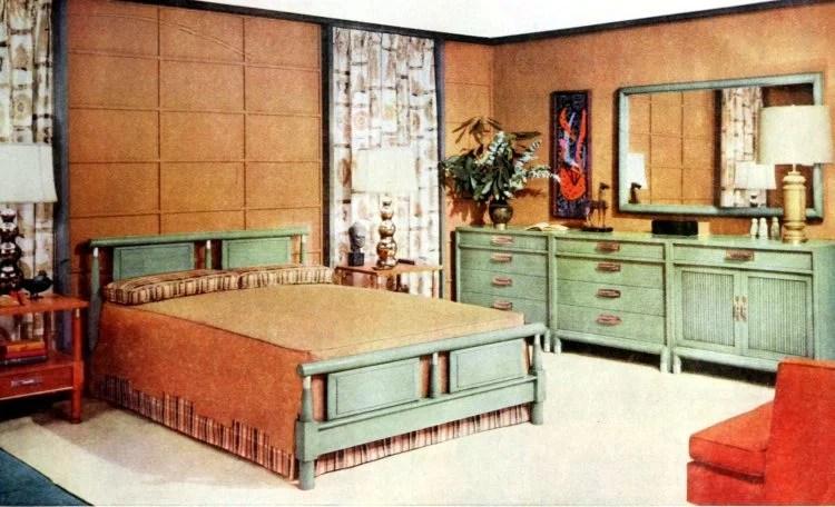 Vintage 50s Bedroom Decor Novocom Top