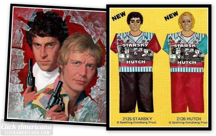 Vintage Halloween costumes Starsky and Hutch