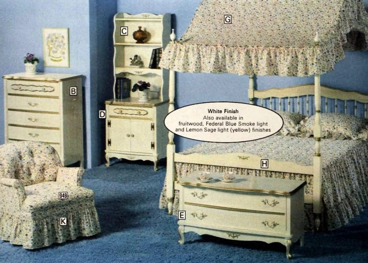 70 beautiful vintage canopy beds from