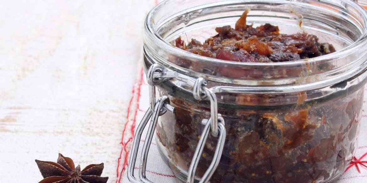 A real old-fashioned mincemeat recipe