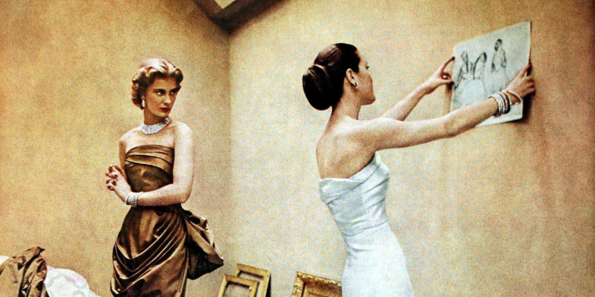 Women Do you have the ideal figure (1950) - Measurements