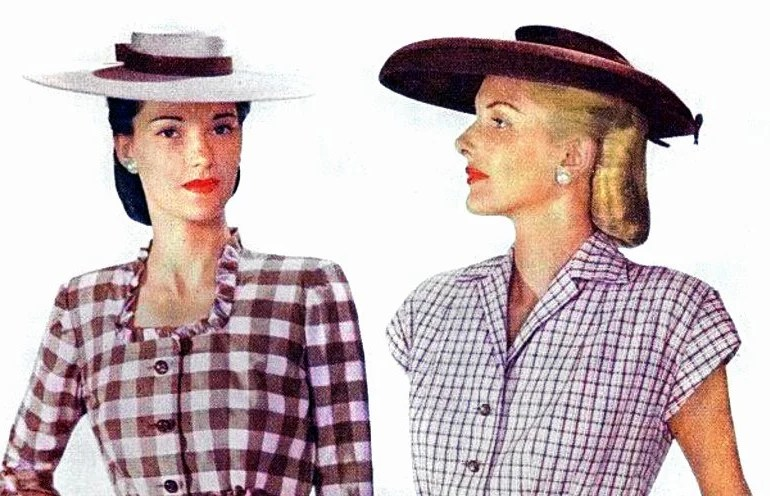 Women's fashion from 1955 - Styles to wear