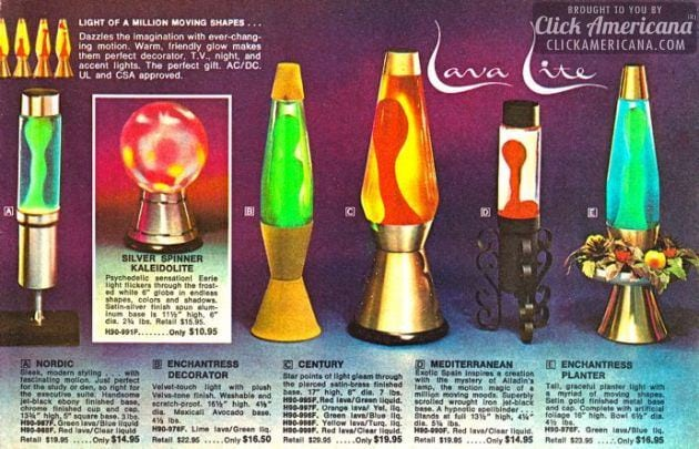 Lava Lite Theyre Like Wild Way Out 1967 Click