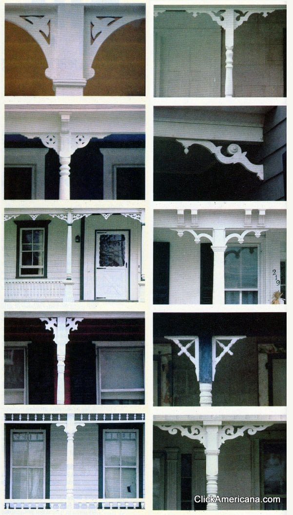 27 Wood Trim Ideas For The Front Porch 1981 Click