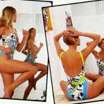 18 stylish '80s swimsuits Shapely, slimming, sexy summer swimwear