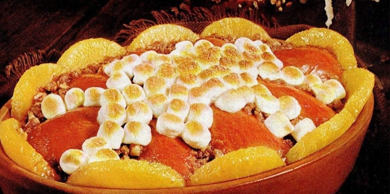 New England Yam Bake Recipe (1975)