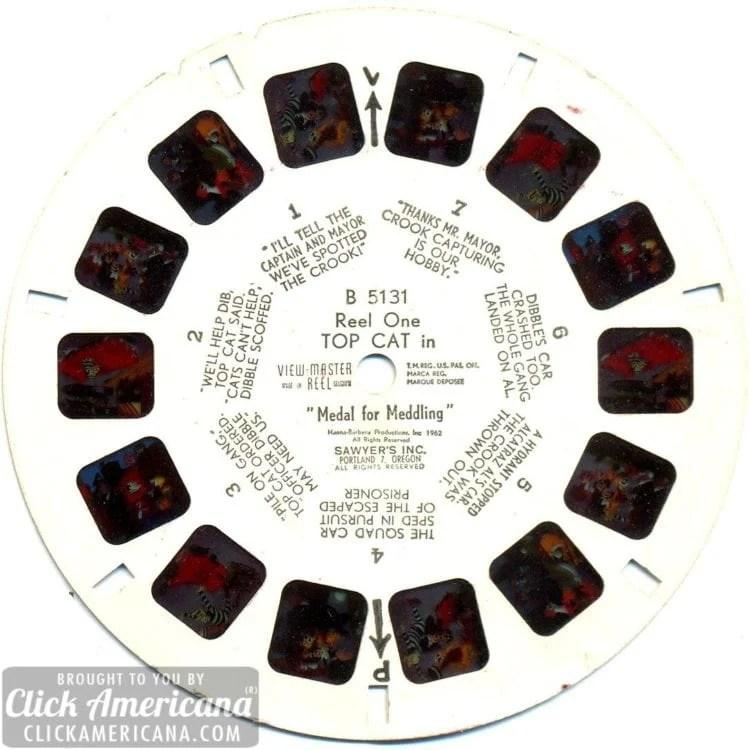 Take a look! Vintage View-Master reels & viewers