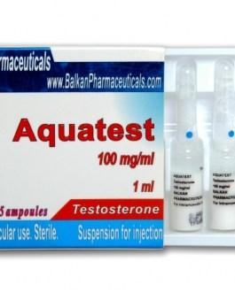 Aquatest 100 (10 amps)