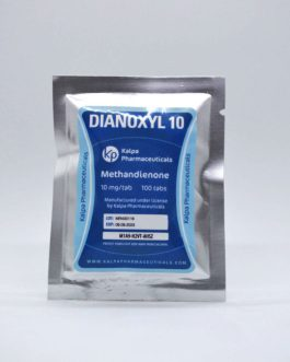 Dianoxyl 10 (Methandienone)