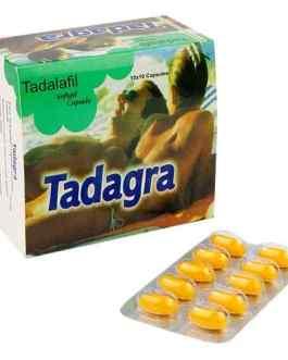 Tadagra Softgel 20mg