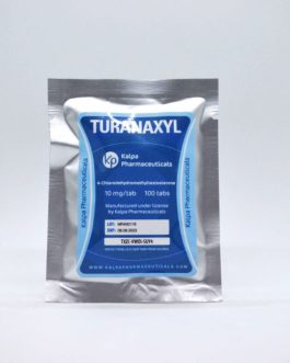 Turanaxyl (Chlorodehydromethyltestosterone)