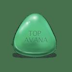 Avana Top 50/30 mg - 4-free-tabs