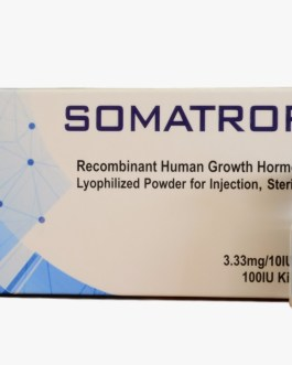 HGH Somatropin (Powder) 100IU