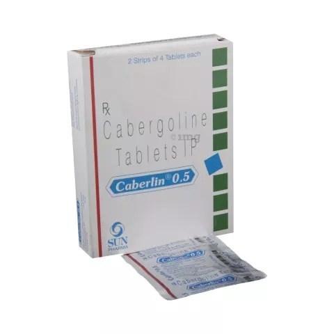 Caberlin-0.5mg