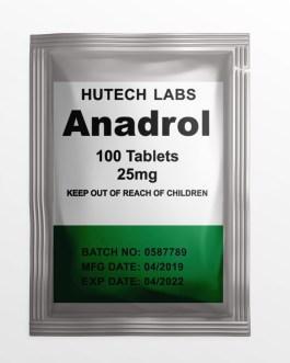Anadrol 25 mg