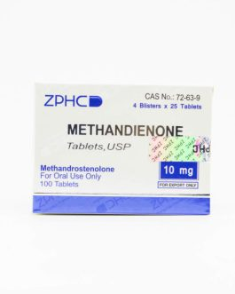 Methandienone (Dianabol) 10mg
