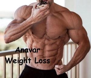 Anavar Weight Loss