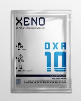 Oxa 10 Anavar