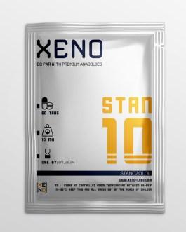 Stan 10 Stanozolol