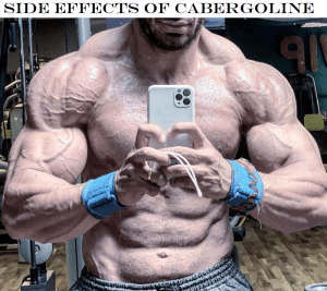 Read more about the article Side Effects Of Cabergoline