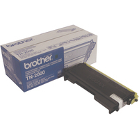 Brother TN2000 Toner Cartridge Black TN-2000-0