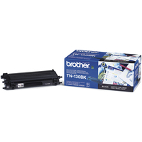 Brother TN130BK Toner Cartridge Black TN-130BK-0