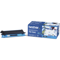 Brother TN130C Toner Cartridge Cyan TN-130C-0
