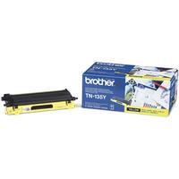 Brother TN135Y Toner Cartridge Yellow TN-135Y-0