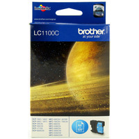 Brother LC1100C Ink Cartridges Cyan LC-1100C-0