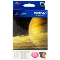 Brother LC1100M Ink Cartridges Magenta LC-1100M-0