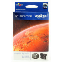 Brother LC1100HYBK Ink Cartridges Black LC-1100HYBK-0