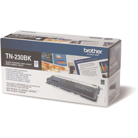 Brother TN230BK Toner Cartridge Black TN-230BK-0
