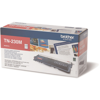 Brother TN230M Toner Cartridge Magenta TN-230M-0