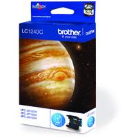 Brother LC1240C Ink Cartridge Cyan LC-1240C-0