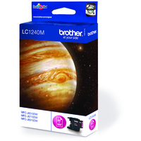 Brother LC1240M Ink Cartridge Magenta LC-1240M-0