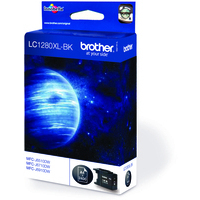 Brother LC1280XLBK Ink Cartridge Black LC-1280XLBK-0