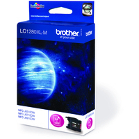 Brother LC1280XLM Ink Cartridge Magenta LC-1280XLM-0