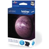 Brother LC1220C Ink Cartridge Cyan-0