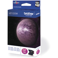 Brother LC1220M Ink Cartridge Magenta-0