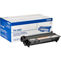 Brother TN3380 Toner Cartridge Black TN-3380-0