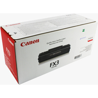 Canon FX3 Cartridge Fax Laser Toner Cartridge Black FX-3-0