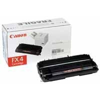Canon FX4 Toner Cartridge Fax Black FX-4 L800 L900-0