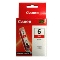 Canon BCI-6R Ink Cartridge Red BCI6R 8891A002-0
