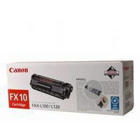 Canon FX10 Toner Cartridge Black Laser Fax L100 FX-10-0