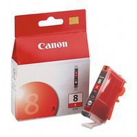 Canon CLI-8R Ink Cartridge Red CLI8R 0626B001-0