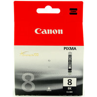 Canon CLI-8BK Ink Cartridge Black CLI8BK 0620B001-0