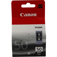 Canon PG-50 Ink Cartridge Black PG50 0616B001-0